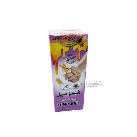 Miel naturel pour le sevrage tabagique - 125ml