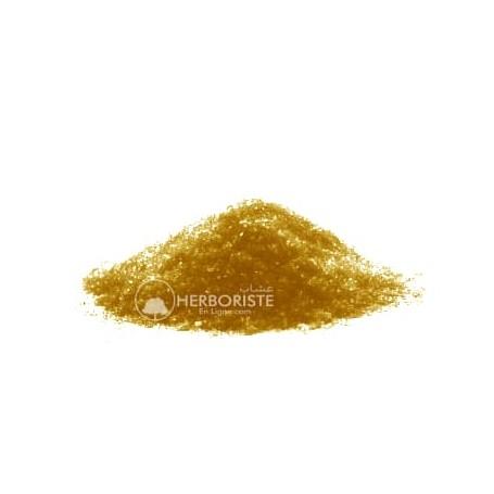 Zaazaa couleur doré - 20g