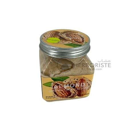 Gommage naturel corporel aux amandes - 350ml