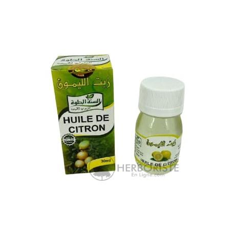 Huile de Citron - 30ml -زيت الحامض