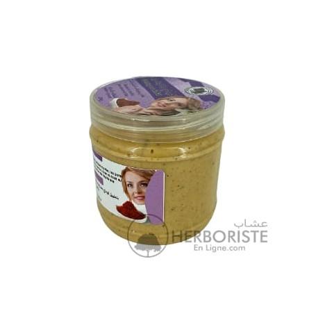 Gommage au Safran - 100g- مقشر بالزعفران