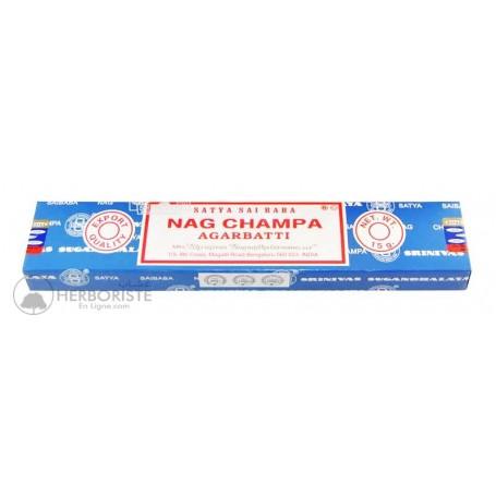 Encens Nag Champa Satya Sai Baba Original - 15g