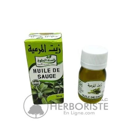 Huile de Sauge - 30ml-زيت المريمية