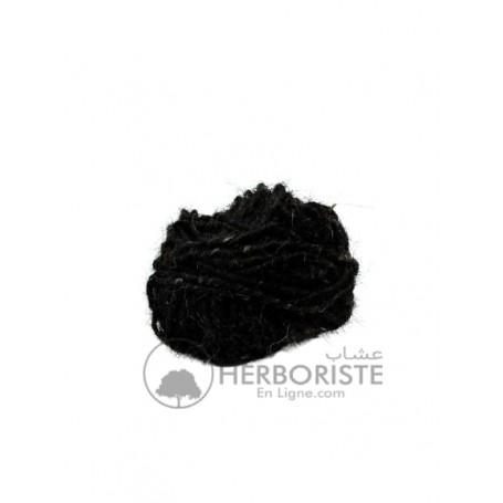 Fil de Nira noir - Longueur 2m - خيط النيرة