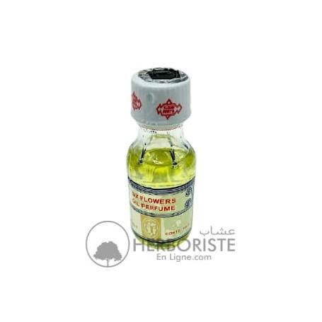 Parfum Six Fleurs - Six flowers oil perfume - 18ml