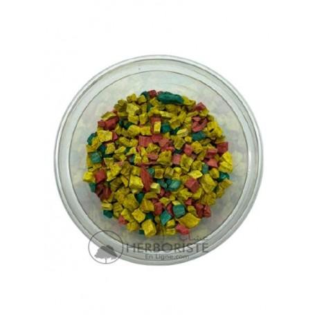 Sarghina Coloré en morceaux - 20g - سرغينة ملونة