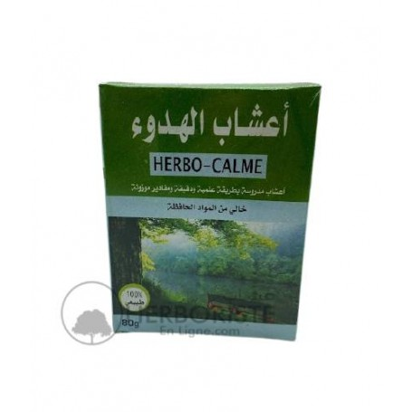 Mélange d'herbes qui détendent - 80g - أعشاب الهدوء - Herbo-calme