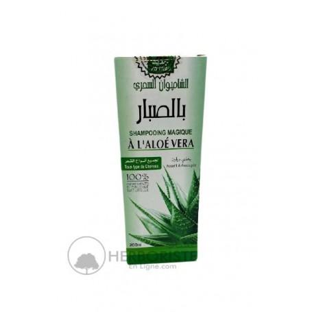 Shampoing magique naturel à l'aloé vera - 200ml
