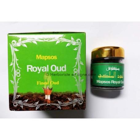 Encens Vert Mapsos Parfum Oud - بخور العود الملكي