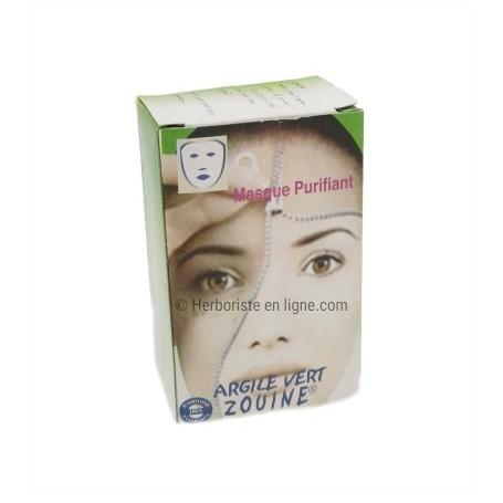 Argile Vert Masque Purifiant - قناع الطين الأخضر