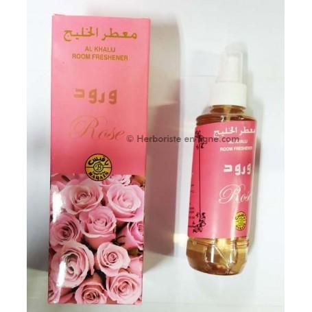Parfum De Rose Al Khalij 240ml - معطر الخليج برائحة الورد
