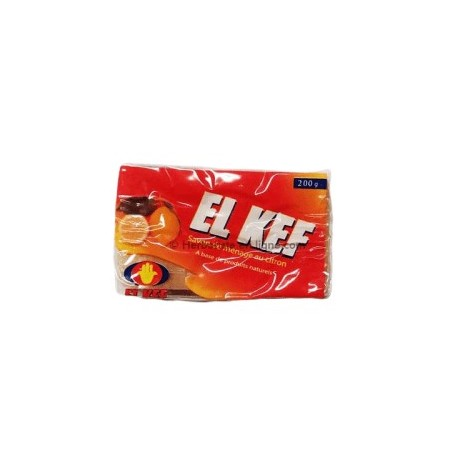Savon El Kef Au Citron - صابون الحجرة الكف