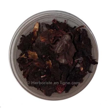 Hibiscus - Althéa Séchée - لكركديه أو ألثيا المجففة