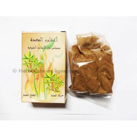 Mélange De Plantes Moulue - مستخلص الأعشاب للألام المعدة