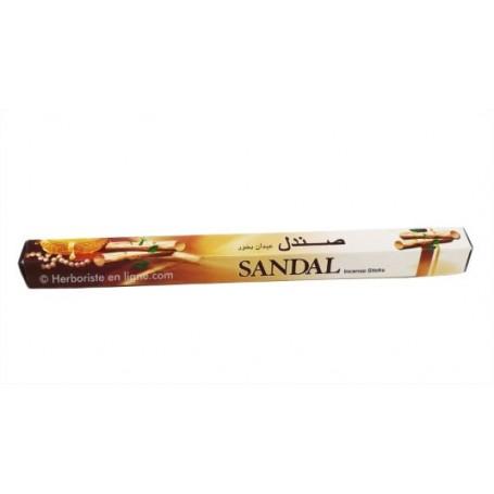 Bâton D'Encens Parfum Bois De Santal - 20 sticks