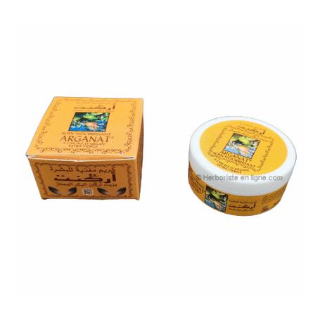 Crème anti-âge à l'huile d'argan extra-vierge du Maroc