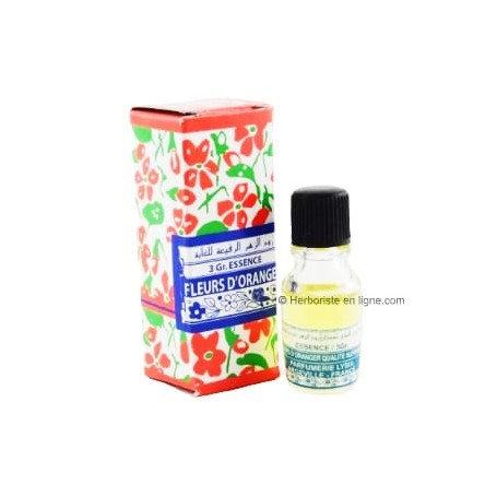 Essence de Parfum Fleur d'Oranger - 3ml