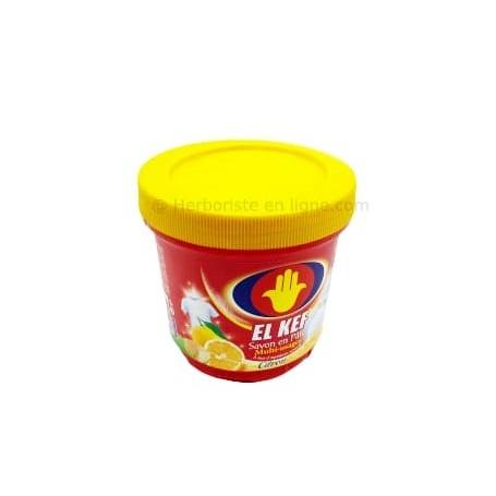 Savon El Kef en Pâte Multi-Usages Citron - 1kg