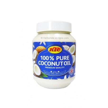 Huile de coco 100% pure - 500 ml