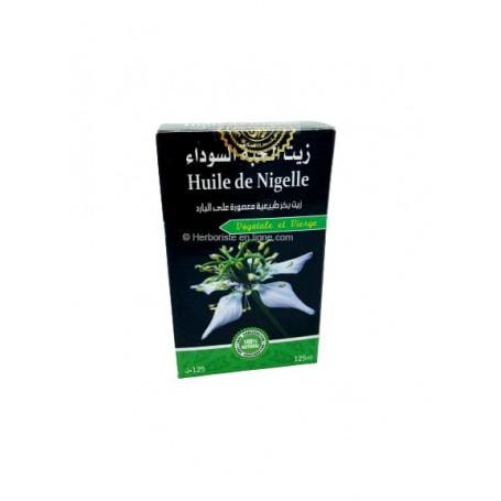 Huile De Graine De Nigelle - Habba Sawda - 125ml - زيت حبة السوداء