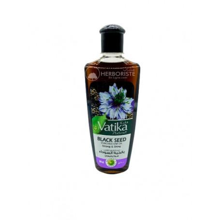 Vatika - Huile de Nigelle spéciale cheveux - 200ml