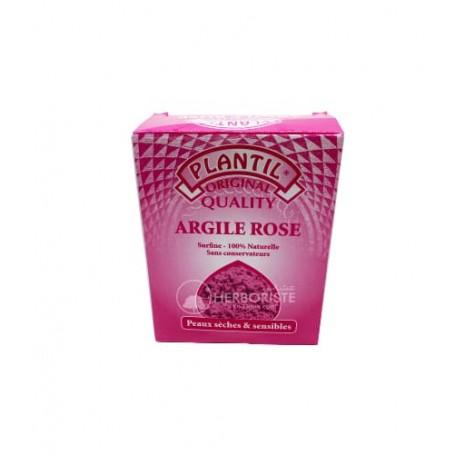 Argile rose