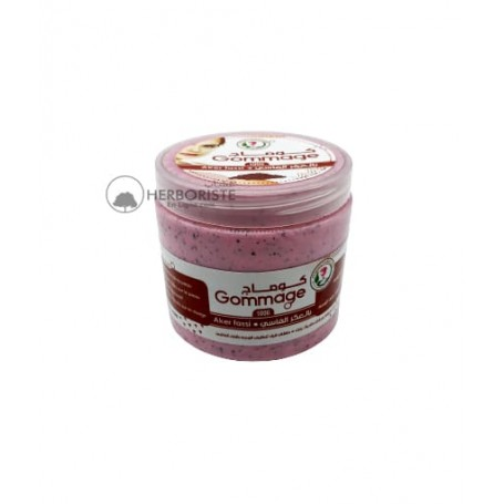 Gommage au Aker Fassi - Rose -100g