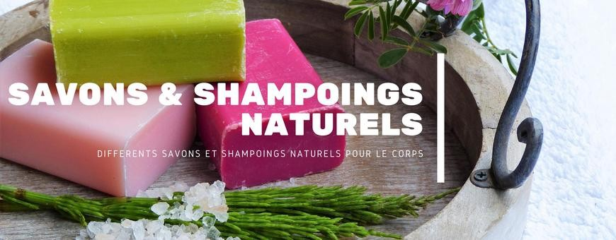 Savons & Shampoings Naturels