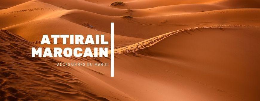 Attirail Marocain